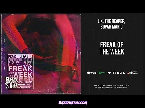 J.K. the Reaper, Supah Mario - Freak of the Week