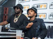Kabza De Small & DJ Maphorisa ft Mhaw Keys - Monateng