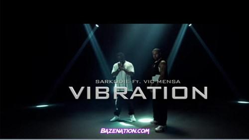 Sarkodie - Vibration ft. Vic Mensa Mp3 Download