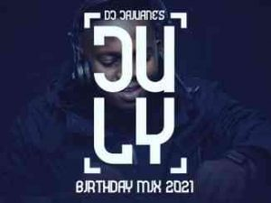 ALBUM: DJ Jaivane - July Birthday Mix 2021
