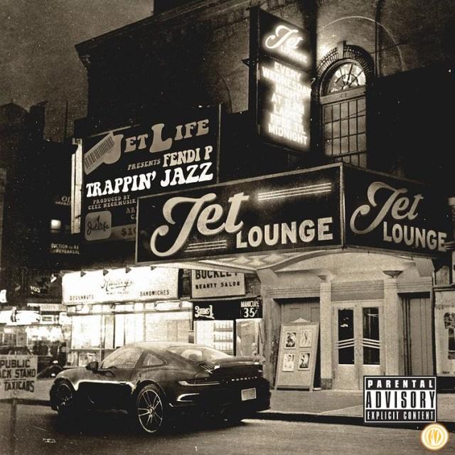 Download Fendi P - Trappin' Jazz (Album)   Zip Download -