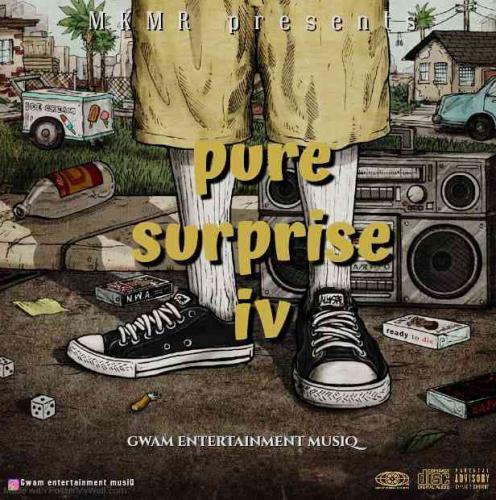 ALBUM: Gwam Entertainment MusiQ - Pure Surprise IV