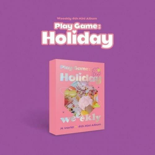 ALBUM: Weeekly - Play Game: Holiday