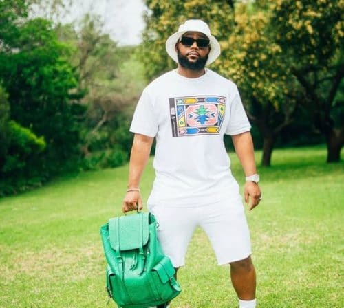 """Cassper Nyovest - """"I'm a pop icon, too versatile to be just a rapper"""""""