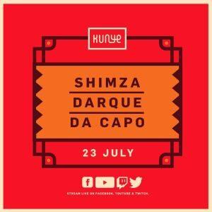 Da Capo - Kunye Live Mix (23 July 2021)