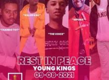 Entity MusiQ - Tribute To Young Fallen Heroes Mix (For Mpura, Killer Kau, TD, The Voice & TOT)