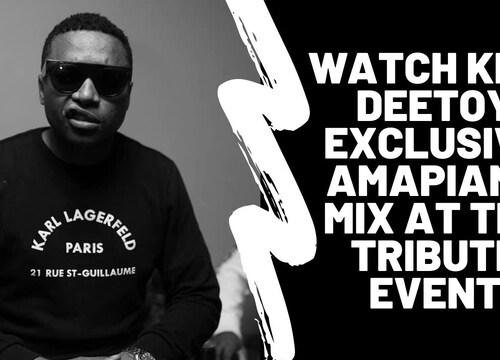 King Deetoy - Exclusive Amapiano Mix
