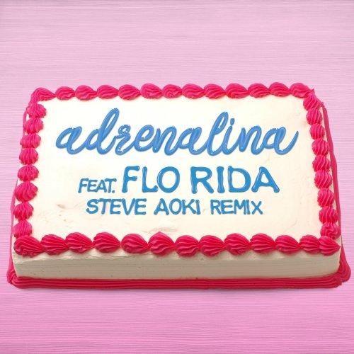 Senhit, Flo Rida, Steve Aoki - Adrenalina (steve Aoki Remix)