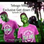 Tebogo Mkay x Erication x Lady Bee ft T-man Mr Exclusive - Ndiyakthanda