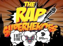 The LOX, Dipset & State Property Reveals 'The Rap Superheroes Tour