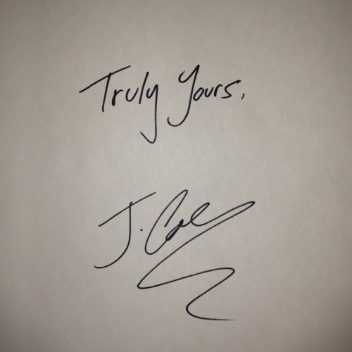 ALBUM: J. Cole - Truly Yours