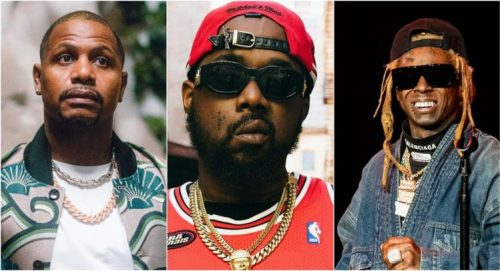 AZ ft Lil Wayne & Conway The Machine - The Ritual