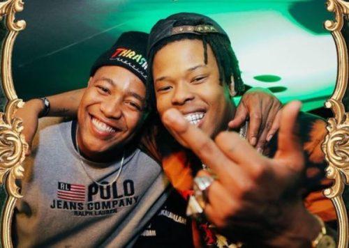 DJ Speedsta and Nasty C squash long haul hamburger
