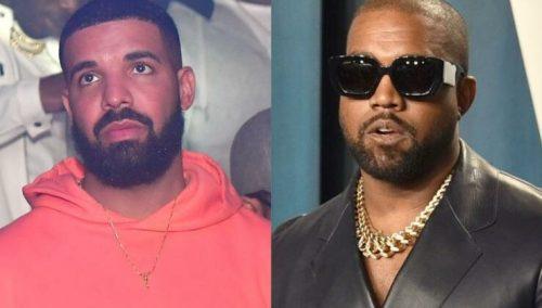 Drake Comes For Kanye West's Jugular On