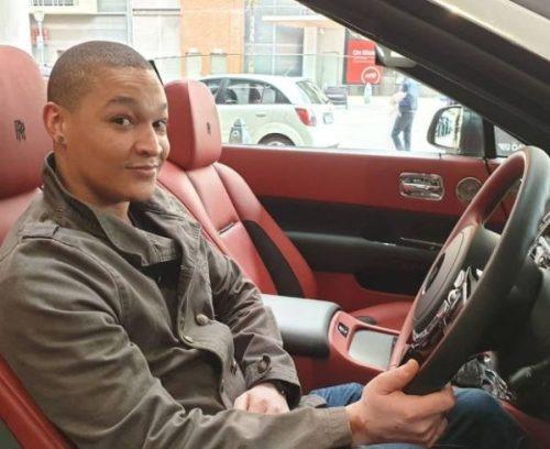 Entertainer Brighton Ngoma exits etv's Scandal