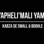Kabza De Small ft Boohle - Yapheli'Mali Yam(snippet)