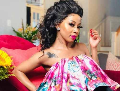 Kelly Khumalo's 'Empini' hits over 10million perspectives on YouTube