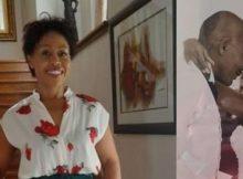 Redi Tlhabi celebrates eleventh wedding commemoration with hubby, Dr Brian Tlhabi