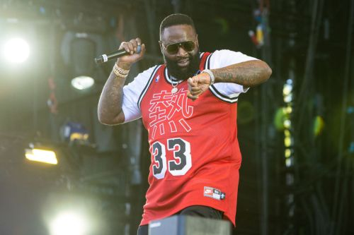 Rick Ross Secures 9 New Gold and Platinum Plaques