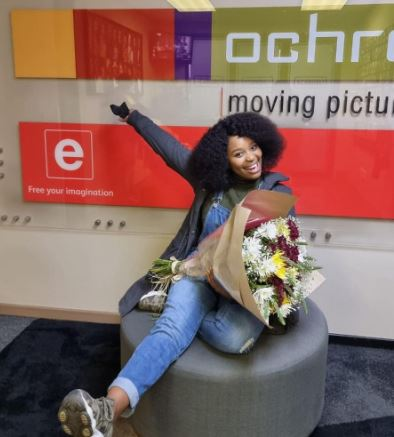Sivenathi Mabuya reports her exit from Scandal!