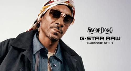 Snoop Dogg  x G-Star Raw – Say it Witcha Booty