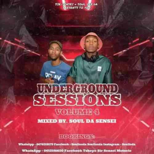 Soul Lee Da & Sir Sensei - Underground Sesions Vol.4 Mix