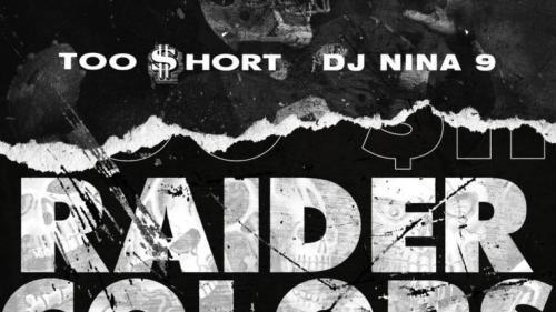 Too Short ft Ice Cube, Ne-Yo, Rayven Justice & DJ Nina 9 - Raider Colors