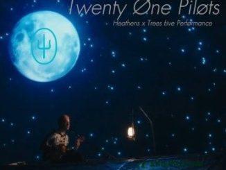 Twenty One Pilots - Heathens/trees (livestream Version)