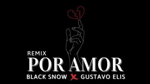 Black Snow X Gustavo Elis – Por Amor (remix)