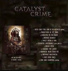 Catalyst Crime ft Jake E - Cognitive Dissonance