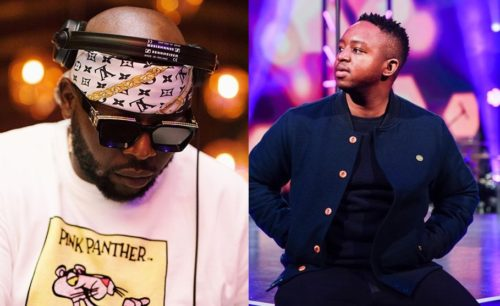 DJ Maphorisa calls out Shimza for not helping music artists