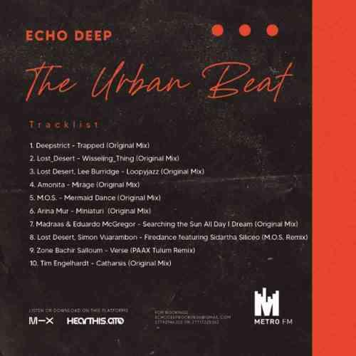 Echo Deep - The Urban Beat Last Hour Mix #2