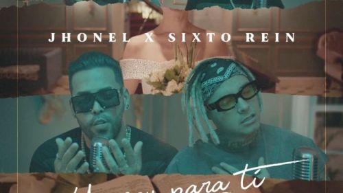 Jhonel X Sixto Rein - Yo Soy Para Ti