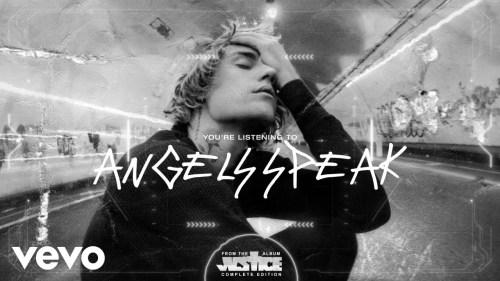 Justin Bieber ft Poo Bear - Angels Speak
