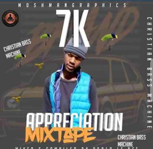 Pablo Lee Bee - 7K Appreciation Mix (#MfanaTupa GangsterMusiQ)