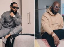 Perceive how Black Coffee made Cassper Nyovest's year