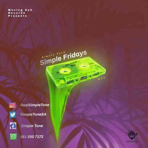 Simple Tone - Simple Fridays Vol. 031