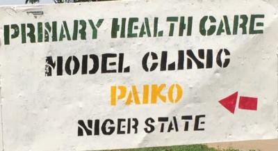 Advocacy Visit to Model Clinic, Paiko