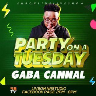 Gaba Cannal - Party On A Tuesday