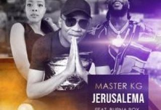 Photo of (Lyrics) Master KG ft Burna Boy & Nomcebo Zikode – Jerusalema (Remix)