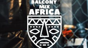 Major League - Amapiano Live Balcony Mix Africa 21
