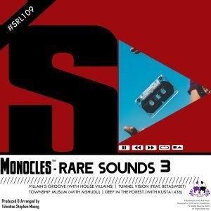 EP: Monocles - Rare Sounds 3