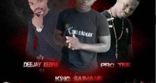 EP: Pro Tee, King Saiman & Deejay Zebra SA - The Trumpet Ways