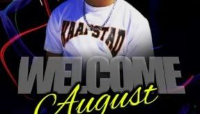 DJ Ice Flake - Welcome August (Live Facebook Mix)