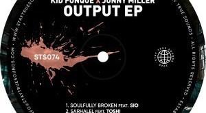 EP: Kid Fonque & Jonny Miller - Output