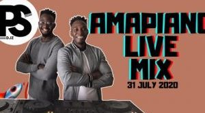 PS DJz - Amapiano Mix (31 July 2020)