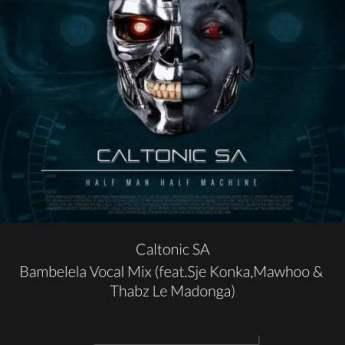Caltonic SA ft Sje Konka, Mawhoo & Thabz Le Madonga - Bambelela (Vocal Mix)