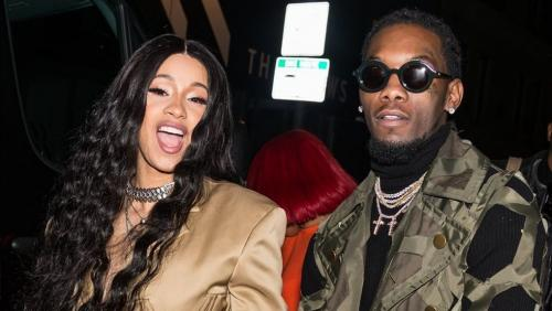 Cardi B Files for Divorce from Offset