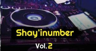 Djy King Major - Shaye i'namba Vol 02 Mix
