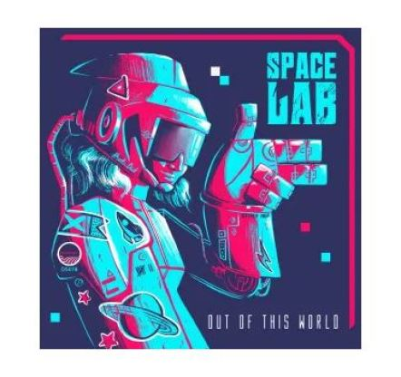 Download Album: Space Lab - Out Of This World